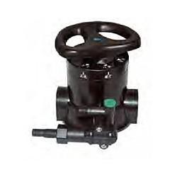 Клапан управления ручной RunXin TMF64C