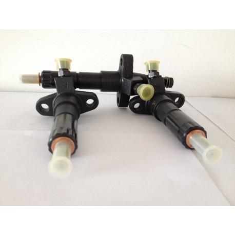 """Инжектор черный JD 614 — SL-2-2 , вх/вых — 2 """""""