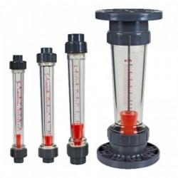 Ротаметр для воды LZB 15 (100-1600 л/час)