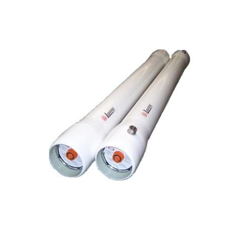 Корпуса мембранных элементов стекловолокно (40 х 40) х 1, торцевое подкл. 300 psi