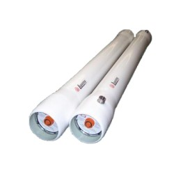 Корпуса мембранных элементов стекловолокно (40 х 40) х 2, торцевое подкл. 300 psi