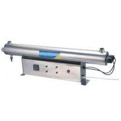 Установка ультрафиолетового обеззараживания SYS-UV-120G-EBox