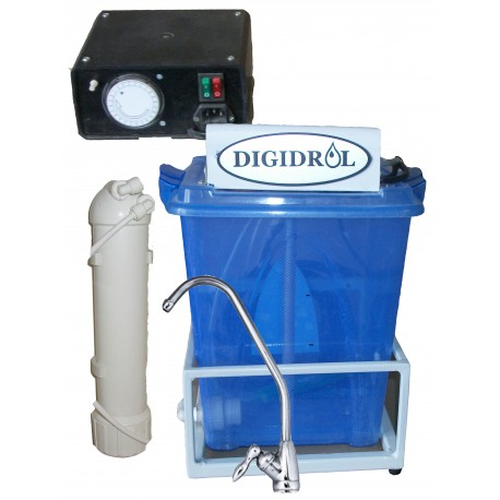 Система очистки RO-360-Oxy mini с озонированием_dgl