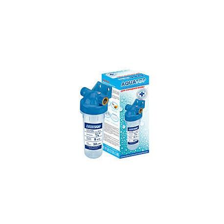 Фильтр SL 10 магистральный для холодной воды (Белый) 3/4.