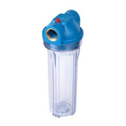 Фильтр магистральный SL 10 для холодной воды (Прозрачный) 1/2.