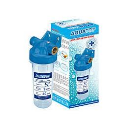 Фильтр магистральный SL 10 для холодной воды (Белый) 1/2.