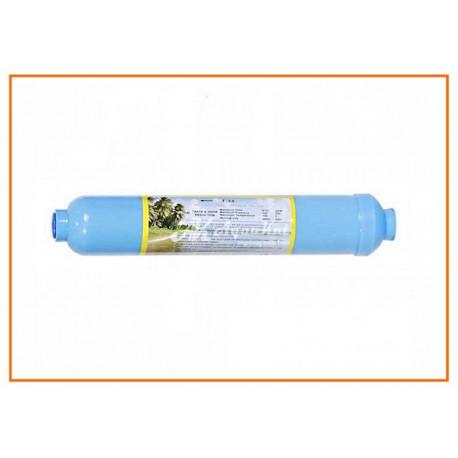 Постфильтр бактерицидный кокосовый уголь активированный серебром Т-33Т3