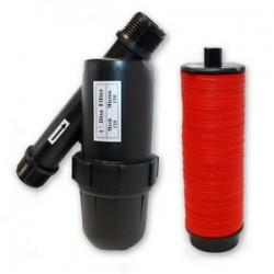 Фильтр дисковый для систем капельного полива R25D